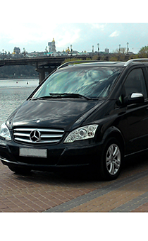 Минивэн такси Феодосия - Гурзуф